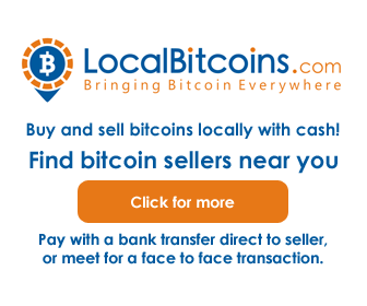 Bitcoin Exchange LocalBitcoins